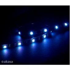 Akasa Vegas M 0.5m Magnetic White LED Light Strip