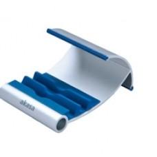 Akasa Leo Aluminium Tablet Stand Blue