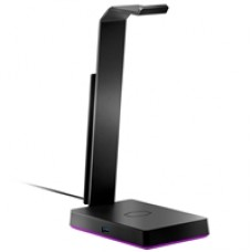 Cooler Master GS750 RGB Headphone Stand with Qi Charging & 7.1 Surround Sound