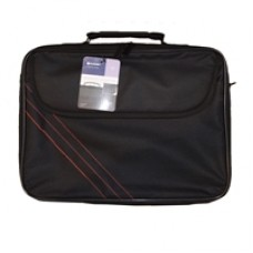 "IPC 15.6"" Notebook Carry Bag Black and Red"
