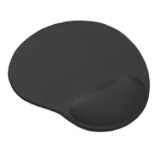 Trust Bigfoot Black Mouse Pad