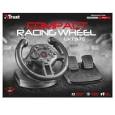 Trust 21684 GXT 570 Compact Vibration Racing Wheel
