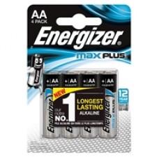 Energizer MaxPlus Pack of 4 AA Batteries
