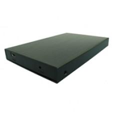 "Evo Labs E-U25YAB 2.5"" Sata USB 3.0 Slim External Hard Drive Enclosure"