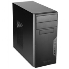 Antec VSK-3000B-U3/U2 Micro Tower 1 x USB 3.0 / 1 x USB 2.0 Black Case