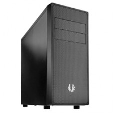 BitFenix Neos Mid Tower 1 x USB 3.0 / 1 x USB 2.0 Solid Side Panel Version Black & Silver Case