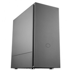 Cooler Master Silencio S600 Mid Tower 2 x USB 3.2 Gen 1 Sound-Dampened Steel Black Case