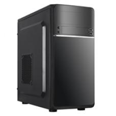 Cronus Leto Micro Tower 1 x USB 3.0 / 1 x USB 2.0 Black Case