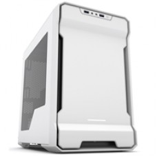 Phanteks Enthoo Evolv ITX Mini Tower 2 x USB 3.0 Side Window Panel Glacier White Case