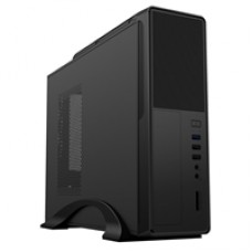 CiT S014B Thin Client Micro ATX 1 x USB 3.0 / 2 x USB 2.0 Black Case with 300W PSU