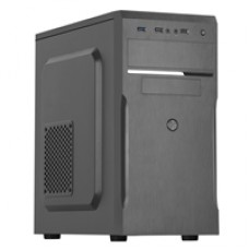 CiT MX-A05 Micro Tower 1 x USB 3.0 / 2 x USB 2.0 Black Case with 500W PSU
