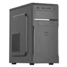 CiT MX-A05 Micro Tower 1 x USB 3.0 / 2 x USB 2.0 Black Case with 500W PSU