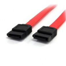StarTech SATA III (M) to SATA III (M) 0.15m Red Retail Packaged Internal Data Cable