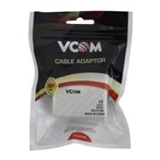 VCOM Retail Packaged RJ11 ADSL Splitter