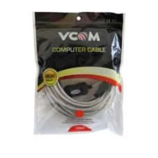 VCOM USB 2.0 A (M) to USB 2.0 A (F) with IC Power 10m Grey Retail Packaged Extension Data Cable