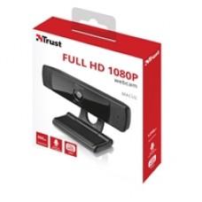 Trust 21596 Macul Full HD 1080P Webcam
