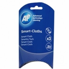 AF Large Smart Cloths  3 Pack