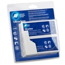AF Ultraclene Keyboard Cleaning Wipes 10 Pack