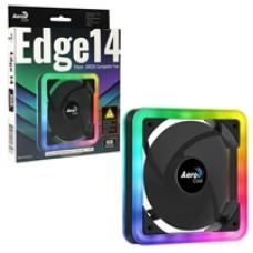 Aerocool Edge 140mm 1200RPM PWM Square Addressable RGB LED Fan