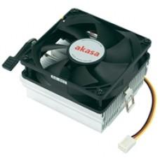 Akasa AK-865 AMD Socket 80mm 2300RPM Black Fan CPU Cooler