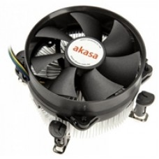Akasa AK-959CU Intel Socket 92mm PWM 3000RPM Low Noise Fan CPU Cooler