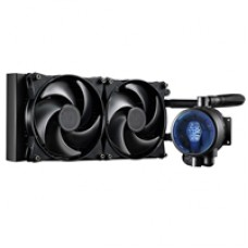 Cooler Master MasterLiquid Pro 280 Universal Socket 280mm PWM 2200RPM Black AiO Liquid CPU Cooler