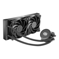 Cooler Master MasterLiquid Lite 240 AiO Universal Socket 240mm PWM 2000RPM Fan Liquid CPU Cooler