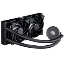 Cooler Master MasterLiquid 240 Universal Socket 240mm PWM 2000RPM Black AiO Liquid CPU Cooler