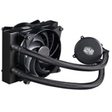 Cooler Master MasterLiquid 120 Universal Socket 120mm PWM 2000RPM Black AiO Liquid CPU Cooler