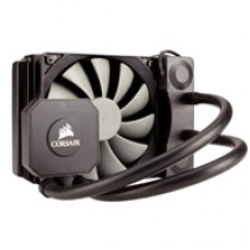 Corsair Hydro Series H45 Universal Socket 120mm PWM 2300RPM Black AiO Liquid CPU Cooler
