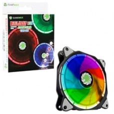 Game Max Eclipse 120mm 1300RPM RGB LED Ring Fan