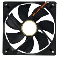 IPC 120mm 1100RPM Black OEM Fan
