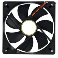 IPC 120mm 1100RPM Black OEM Fan