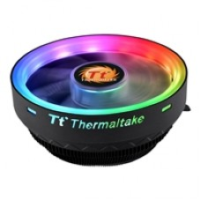 Thermaltake UX100 Universal Socket 120mm 1800RPM Addressable RGB LED Fan CPU Cooler