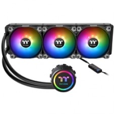 Thermaltake Water 3.0 360 ARGB Sync Edition Universal Socket 360mm PWM 1500RPM ARGB LED AiO Liquid CPU Cooler with Wired ARGB Controller