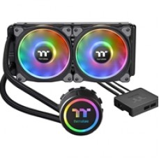 Thermaltake Floe DX RGB 240mm TT Premium Edition Universal Socket 240mm 1400RPM RGB LED AiO Liquid CPU Cooler with Wired RGB Controller