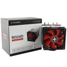 Xilence XC044 Universal Socket 2 x 92mm PWM 2200RPM Red Fan CPU Cooler