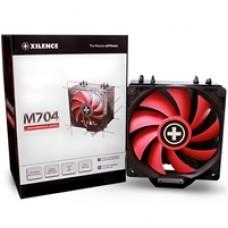 Xilence XC051 Universal Socket 120mm PWM 1600RPM Red Fan CPU Cooler