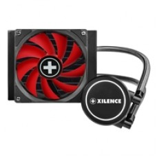 Xilence Performance A+ Series LiQuRizer LQ120 Universal Socket 120mm PWM 1600RPM Black & Red OEM System Builder AiO Liquid CPU Cooler
