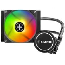 Xilence Performance A+ Series LiQuRizer LQ120 RGB Universal Socket 120mm 1600RPM RGB LED OEM System Builder AiO Liquid CPU Cooler