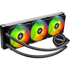Xilence Performance A+ Series LiQuRizer LQ360 RGB Universal Socket 360mm 1600RPM RGB LED OEM System Builder AiO Liquid CPU Cooler