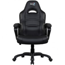 Aerocool AC80C Air Black Gaming Chair with Air Technology & Unique Carbon Fibre Blend