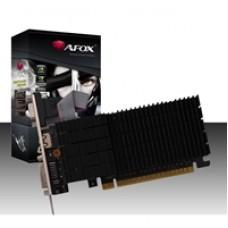 AFOX GeForce GT710 OC 2GB 64bit DDR3 Low Profile Silent PCI-E Graphics Card