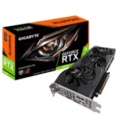 Gigabyte Nvidia GeForce RTX 2070 Windforce 8GB Triple Fan Graphics Card