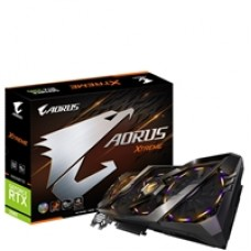 Gigabyte AORUS Nvidia GeForce RTX 2080 XTREME 8GB RGB Triple Fan Graphics Card