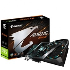Gigabyte Nvidia GeForce RTX 2080 Ti XTREME 11GB Triple RGB Fan Graphics Card