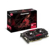 PowerColor Radeon RX 580 Red Dragon 8GB GDDR5 VR Ready Dual-Fan Cooling System Graphics Card