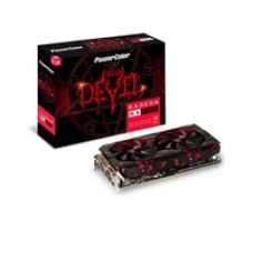 PowerColor Radeon RX 580 Red Devil 8GB GDDR5 VR Ready Dual-Fan Cooling System Graphics Card