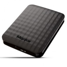 "Maxtor M3 500GB USB 3.0 Black 2.5"" Portable External Hard Drive"