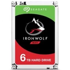 """Seagate IronWolf 6TB SATA III 3.5"""" Hard Drive"""